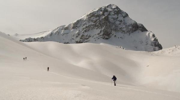 Χειμερινή ανάβαση στη Γκιώνα